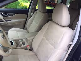 nissan rogue seat covers review 2015 nissan rogue is a cost conscious family crossover