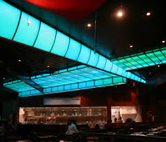 Acclaimlighting Charlotte U0027s Cosmos Restaurant Expands With Acclaim Lighting Live