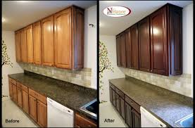 ways to refinish kitchen cabinets furniture amazing painting formica furniture with diy kinda
