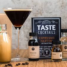 espresso martini the espresso martini mini kit by taste cocktails