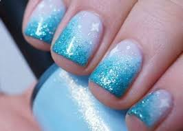 best 25 sky blue nails ideas on pinterest light blue nails