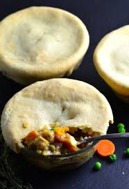 vegetarian thanksgiving entrees vegan pot pies with white wine gravy u0026 olive oil crust
