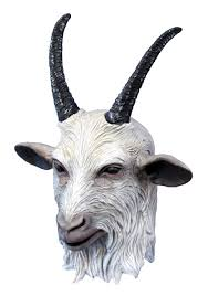 online buy wholesale goat halloween mask from china goat halloween