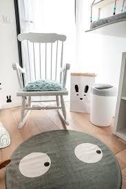 rocking chair chambre bébé chambre bébé et blanche mon bébé chéri bébé