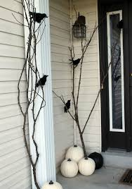 Halloween Outside Decorations 15 Haunted Halloween Decor Ideas For Your Front Porch