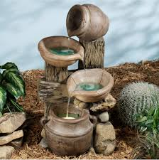 small indoor garden ideas ravishing grey wall stones pattern small indoor water fountains