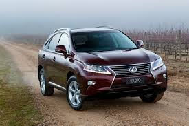 lexus model meaning lexus rx270 australia u0027s new entry level luxury suv