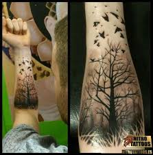 22 best forearm tree tattoo designs images on pinterest classic