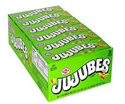 where to buy candy jujubes candy 1 5oz pack of 24 grocery gourmet food