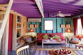 decorating with purple color room color schemes