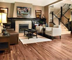 character wide plank hardwood floor town