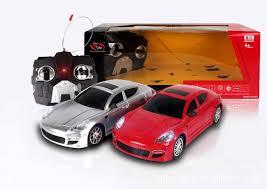 remote control car lights 4 channel porsche speed racer rc ir remote control car toy with light