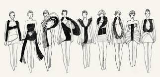 to design fashion sketches can be hard in the beginning what is