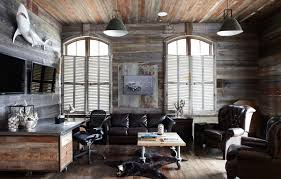16 masculine man cave decorating ideas to inspire hello lovely