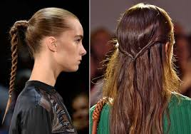 runway models hairstyles to steal hair care guide