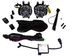 toyota highlander 2 in 1 led upgrade kit led daytime running