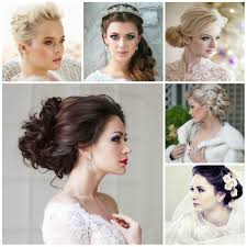bridal hairstyle images wedding hairstyles for winter 2016 2017 haircuts hairstyles and
