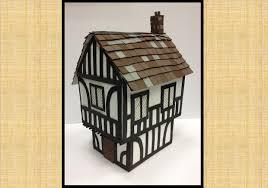 tudor house model template architecture plans 81101