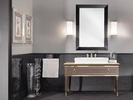 Art Deco Bathroom 100 Parisian Pedestal Double Sink Console Pedestal Sinks