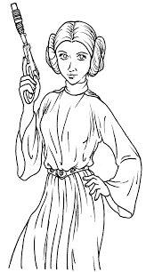 beautiful princess leia coloring pages 61 for your coloring pages