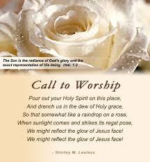 image detail for poem call to worship jpg torah living