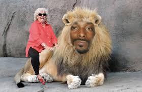 Paula Dean Memes - paula deen rides snoop lion check out more funny pics at
