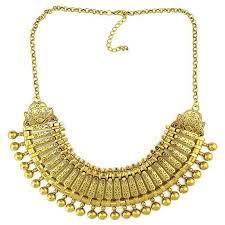 rose gold necklace fashion images Hot fashion zamac necklace turkey heavy silver necklace fashion jpg