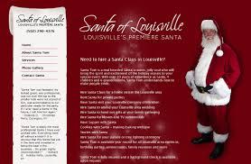 santa of louisville louisville u0027s premiere santa