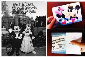 mickey minnie mouse wedding greeting bridal association