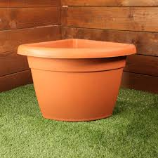 vasi in plastica da esterno vaso plastica angolo vasi per esterno vivaio arreda shop