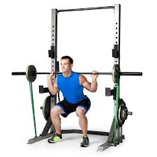 Squat Rack And Bench Press Combo Amazon Com Cap Barbell Deluxe Power Rack Fm Cb8000f Sports