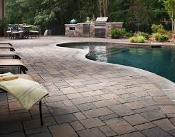 Patio Pavers On Sale Poolside Pavers Guide How To Choose The Best Pool Deck Material
