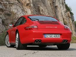 porsche 911 4s specs porsche 911 4s 997 specs 2005 2006 2007 2008