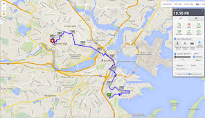 Back Bay Boston Map by Practice Random Acts Of Accomplishment My Boston Donut Pilgrimage