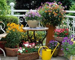 beautiful patio flower garden patio flower garden ideas