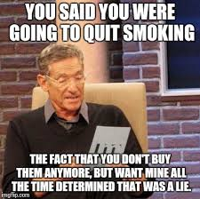 Quit Lying Meme - i ll see your my coworker said he was starting a diet and ate a bag