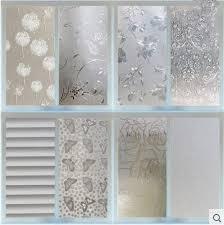privacy windows bathroom waterproof pvc privacy frosted home bedroom bathroom window