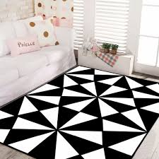 White And Black Area Rug List Manufacturers Of Black Area Rugs Buy Black Area Rugs Get