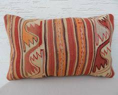Pottery Barn Kilim Pillow Cover 16x24 Sofa Large Pillows Kilim Kelim Lumbar Pillow By Pillowsstore