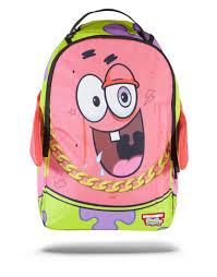 sprayground x patrick wings backpack sprayground