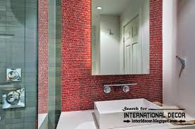 latest beautiful bathroom tile designs ideas modern bathroom tiles designs ideas red mosaic for
