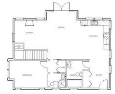 how to draw floor plans for a house learn a simple method to make your own blueprints for your custom