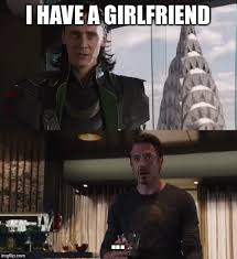 Army Girlfriend Memes - tom hiddleston has a girlfriend imgflip