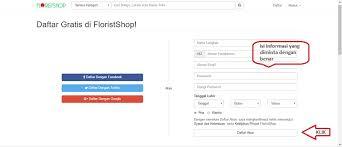 cara membuat twitter di handphone 3 langkah mudah jualan online floristshop