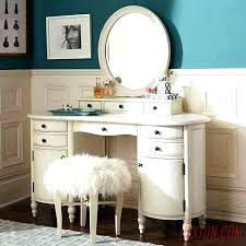 Bedroom Vanity Table With Drawers Silver Makeup Vanity Makeup Table With Mirror Silver Mirrored