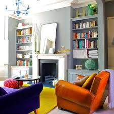 The  Best Yellow Family Rooms Ideas On Pinterest Brown Living - Orange living room design