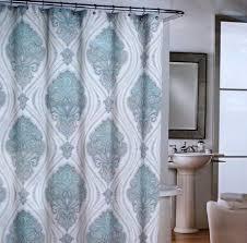 Cynthia Rowley Ruffle Shower Curtain Cheap Blue And Gray Shower Curtain Find Blue And Gray Shower