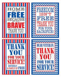 free printable honor our armed forces cards free printable