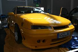 opel calibra 2016 file yellow opel calibra tuned 2 jpg wikimedia commons