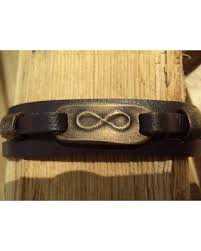 mens gift ideas shopping deals on mens leather bracelet personalized mens